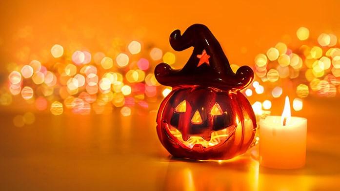 Alla Helgona Helg och Halloween - Avvikande öppettider